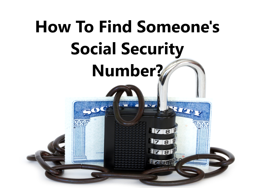how to find someones social security number7